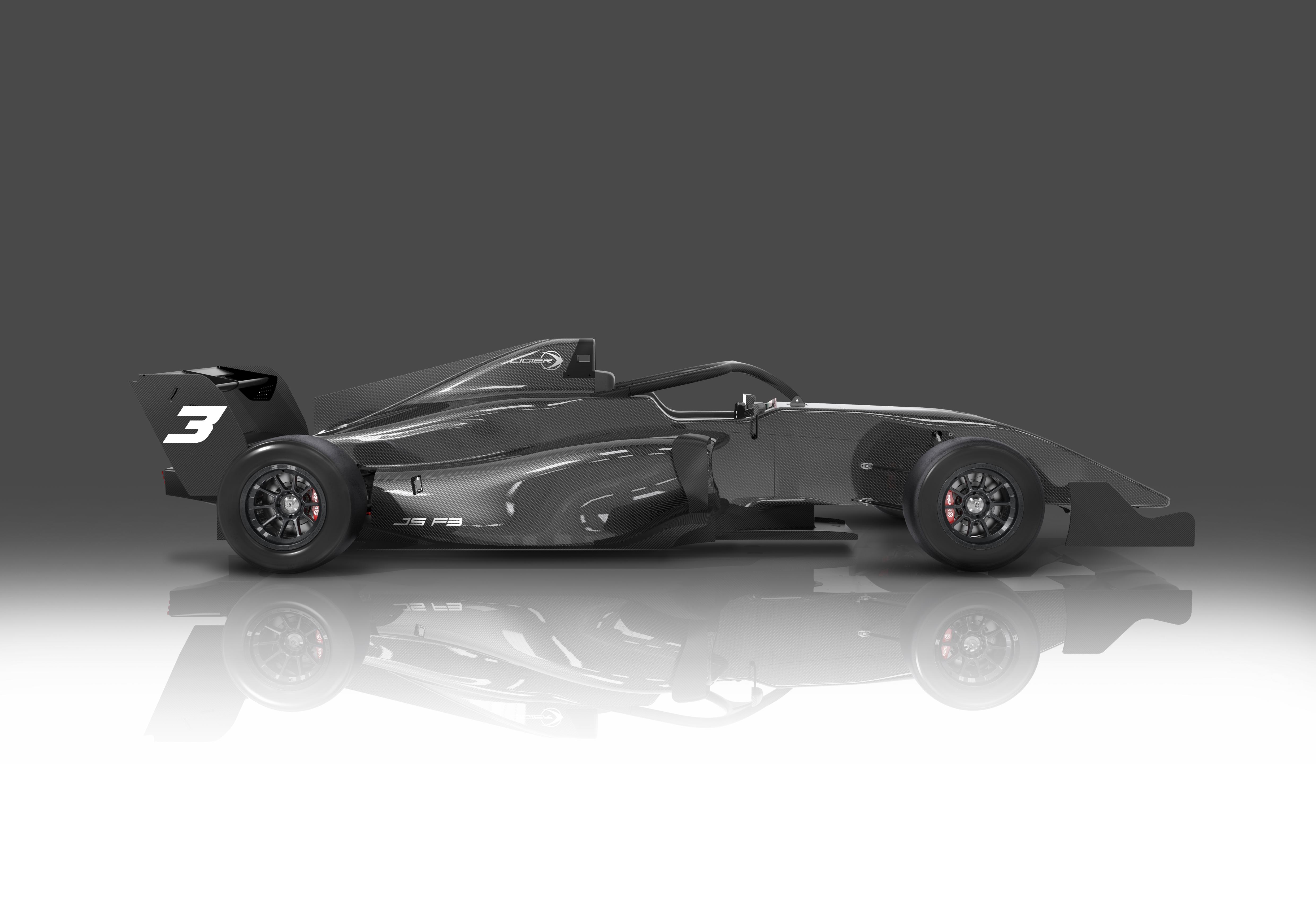 Ligier JS F3
