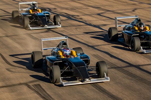 Bondurant first Ligier JS F4s