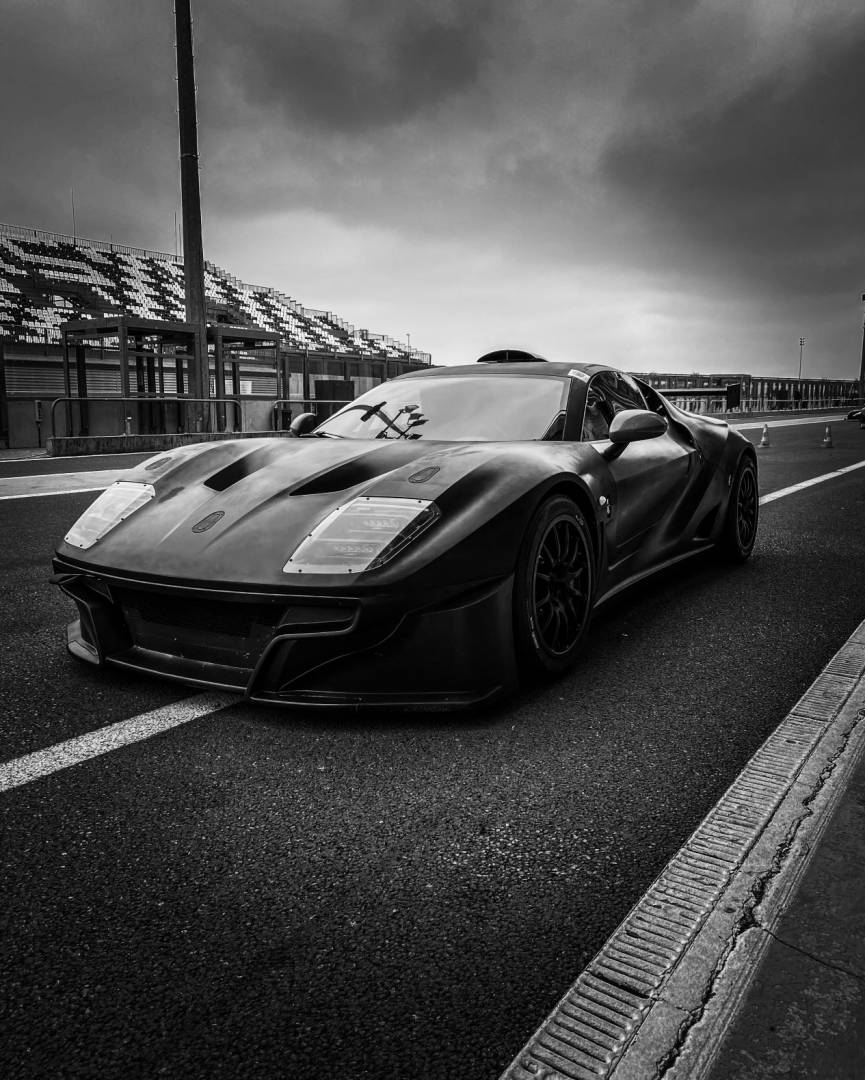 Ligier JS2 R version endurance