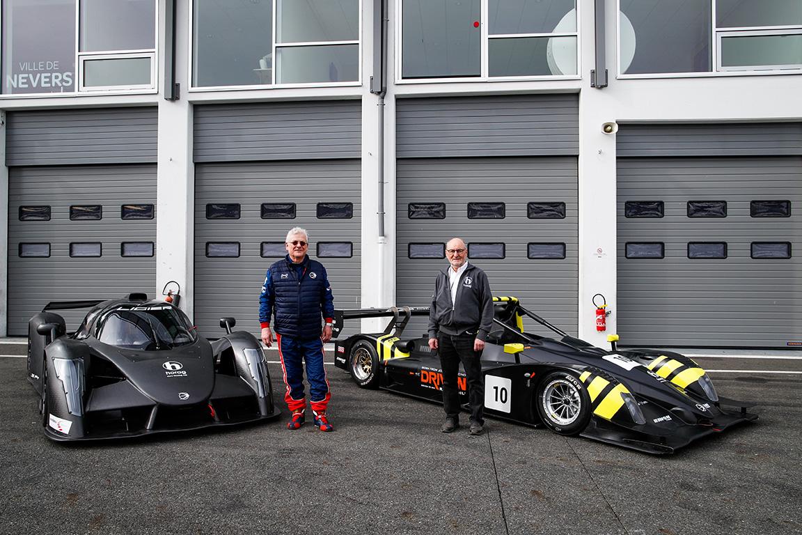 La Ligier JS P4 d'Horag
