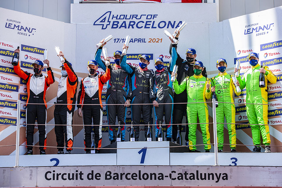 AUTO - ELMS - 4 HOURS OF BARCELONA 2021