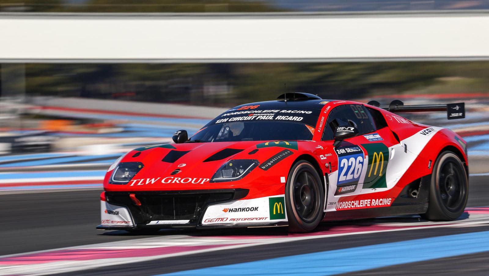 Ligier JS2 R - VL
