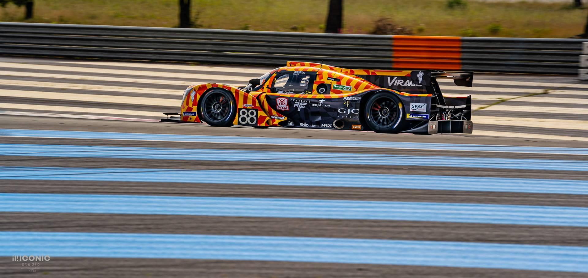 Ligier JS P320 #88 Team Virage