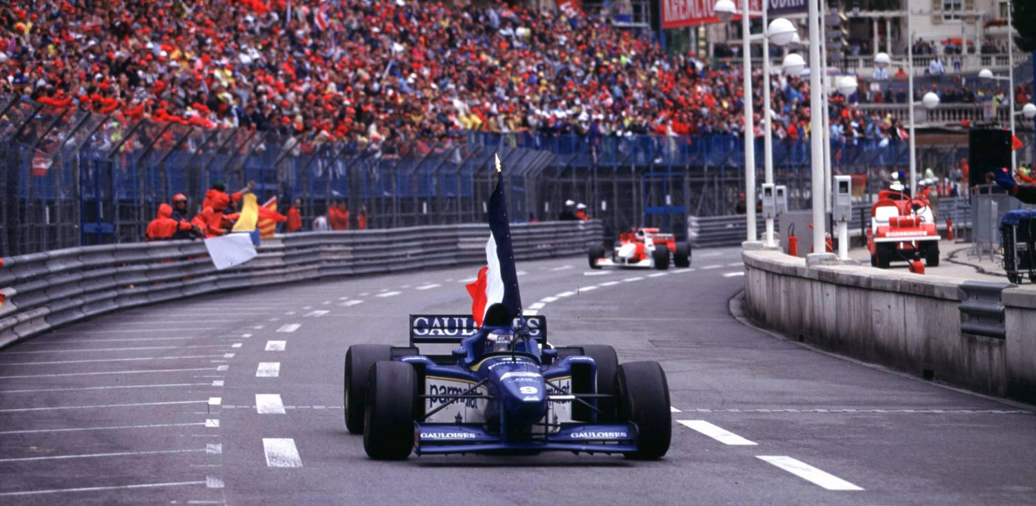 F1 MONACO 1996