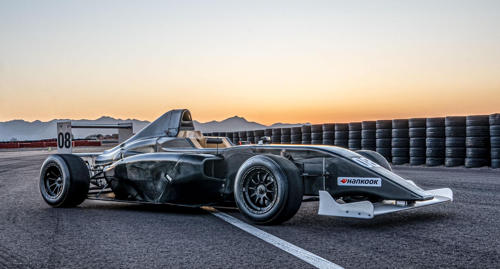 Radford Racing School Ligier JS F4 VL