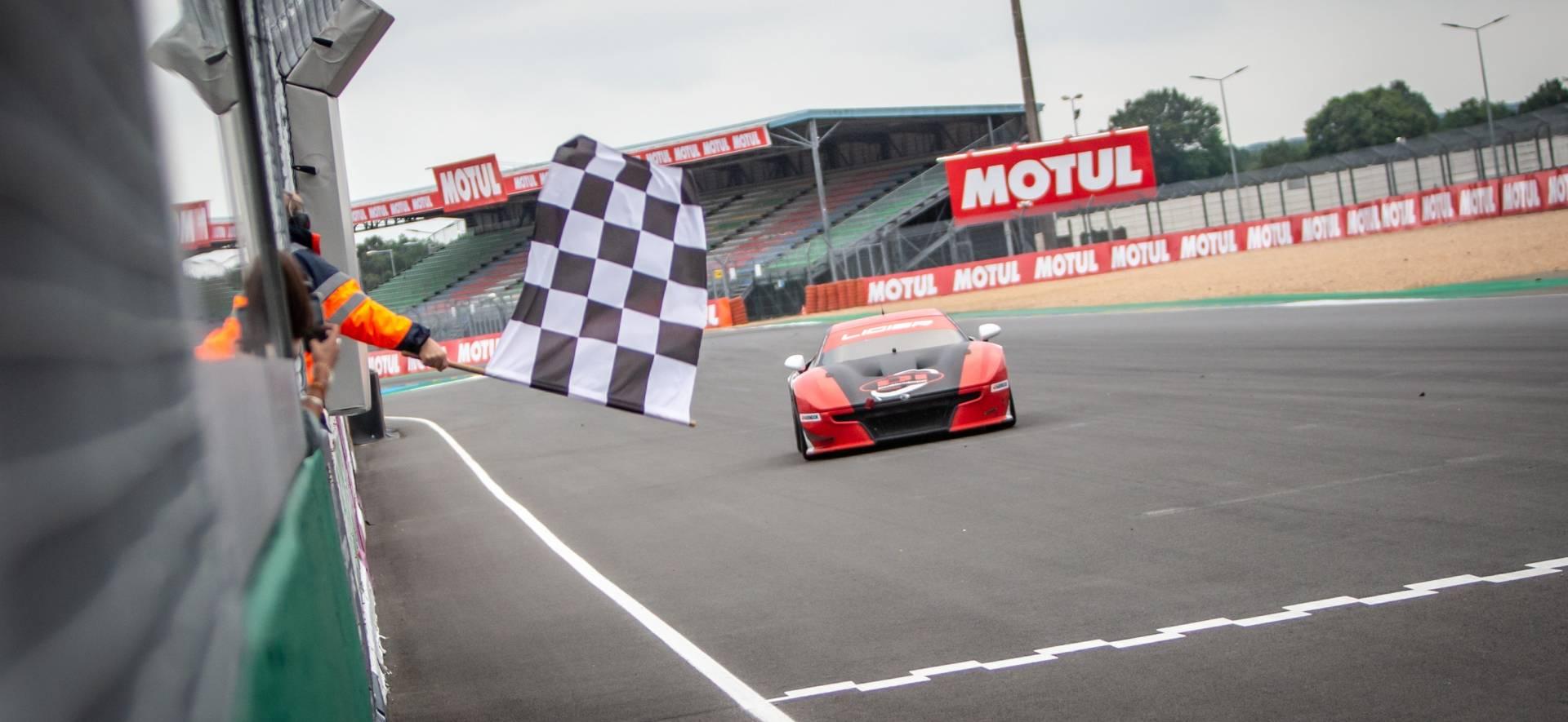 Ligier JS Cup Le Mans